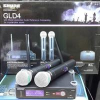 Mic Shure Gld4 Beta58 Wireless Isi 2 1