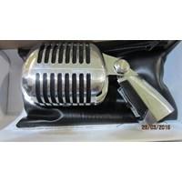 Distributor Mic Shure Sh 55 Silver Dan Gold 3