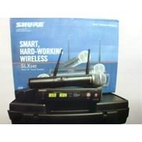 Mic Shure Slx242 Wireless Isi 2 1
