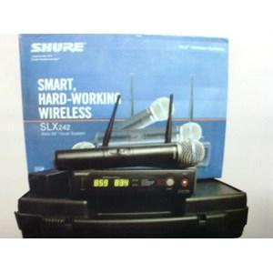 Mic Shure Slx242 Wireless Isi 2