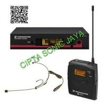 Mikrofon Mic Senheiser Ew 122G3 Wireless Isi 1 Clip On