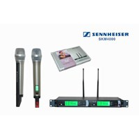 Jual Mic Senheiser Skm 4000 Wireless Isi 2