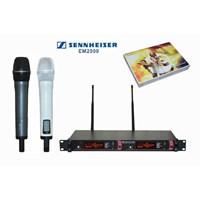 Mic Senheiser Em2500 Wireless Isi 2 1
