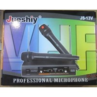 Jual Mic Jueshiy Wireless Isi 2