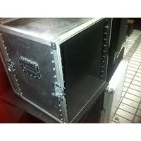 Box Rack Hardcase 12U 1