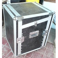 Box Hardcase 10U Atas Mixer