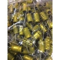 Elco / kapasitor / kondensator speaker Tweter Walet antel isi 100 1