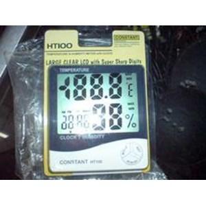 Pengukur Suhu Atau Thermohygrometer Sanfix
