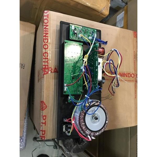 Mesin Kit amplifier Power Aktif  Eq Usb Box Monitor Kodok 12 Atau 15 Inch