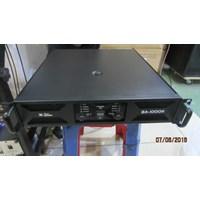 Jual Power Amplifiers Pa Black Spider Ba1000 H