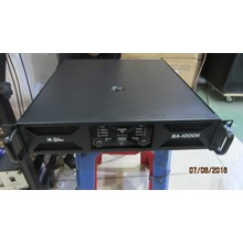 Power Amplifiers Pa Black Spider Ba1000 H