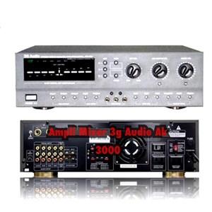 Dari 3G Audio Ak3000 - Stereo Mixing Karaoke Amplifiers 2