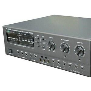 Dari 3G Audio Ak3000 - Stereo Mixing Karaoke Amplifiers 0