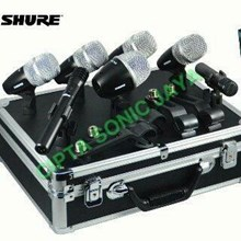 Microphone Mikrofon Mic Drum Shure Isi 7 Tipe Gl9.