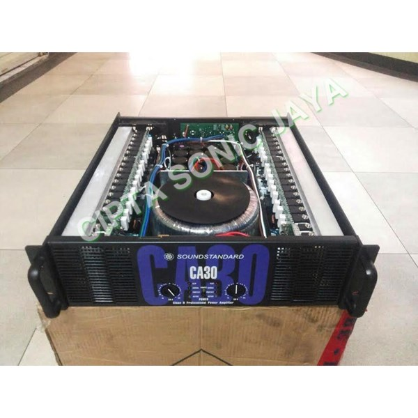 Power Amplifier Soundstandard Ca 30 Subwofer
