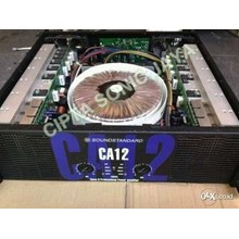 Power Amplifier Soundstandard Ca 12