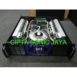 Power Amplifier Soundstandard Ca 12