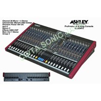 Jual Mixer Audio Ashley Gl524fx 24 Chanel