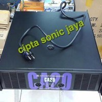 Jual Power Amplifer Profesional Ca 20 Soundstandar