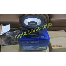 Subwofer Speaker 12 Inch Toto Sound Kevlar Cone