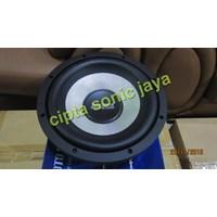 Speaker Subwoofer 10 Inch Toto Sound Kevlar Cone