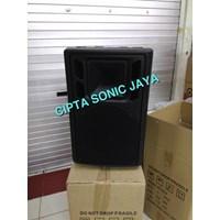 Box Speaker 10 Inch Model Huper Atau Mackie Fiber Plastik