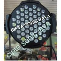 Lampu Par Led 54 Mata Full Colour 3 Watt ( 3 Iin 1) 1