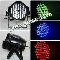 Jual Lampu Par Led 54 Mata Full Colour 3 Watt ( 3 Iin 1) 2