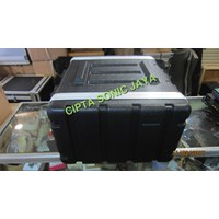 Jual Box Hardcase Amplifier Abs 6U