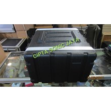 Box Hardcase Amplifier Abs 6U