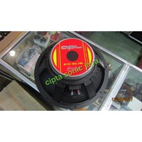 subwofer speaker APL 18 inch coil 4 inch 1