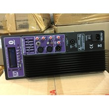 Kit Power amplifier Aktif Eq 16x38 Cm Bluetooth Us