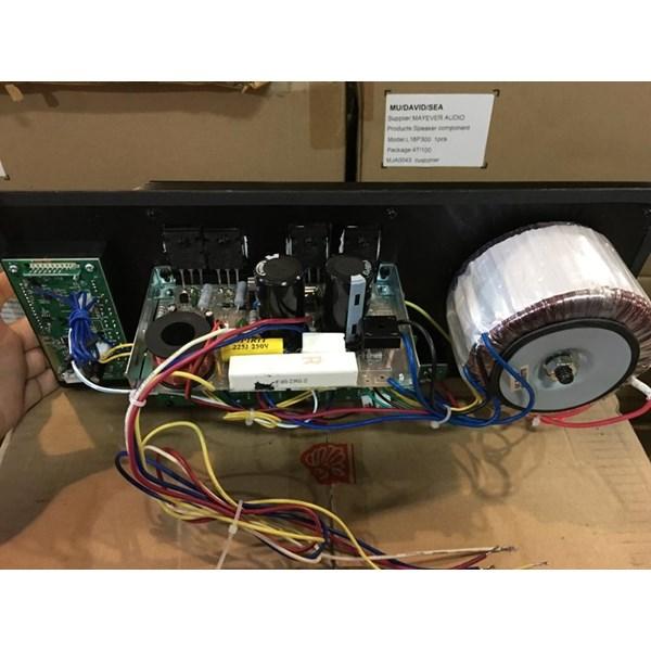 Kit Power amplifier Aktif Eq 16x38 Cm Bluetooth Usb