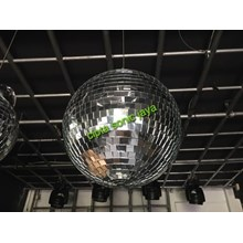 mirror ball 20 inch plus motor