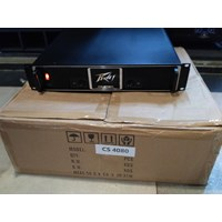 Jual power amplifier peavey cs 4080