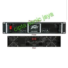 power amplifier peavey cs 2000