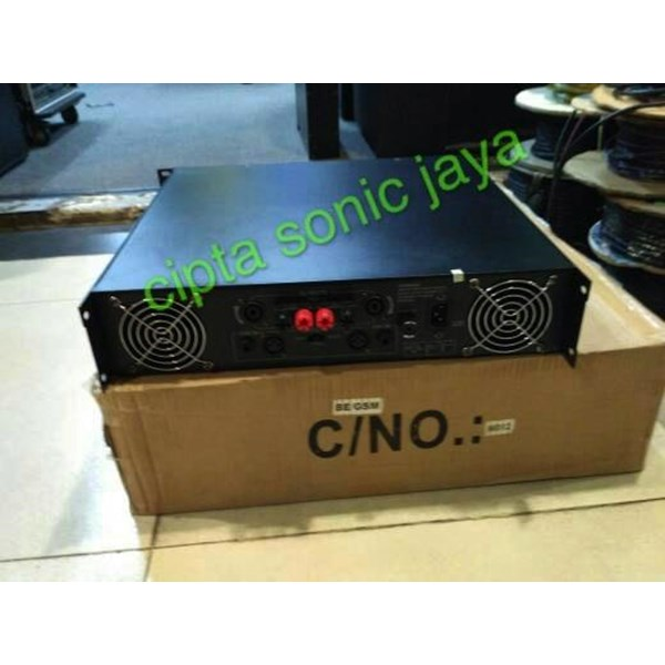 power amplifier peavey cs 2000