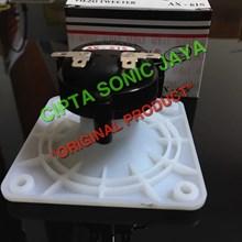 speaker tweter walet audax ax 61s horn putih