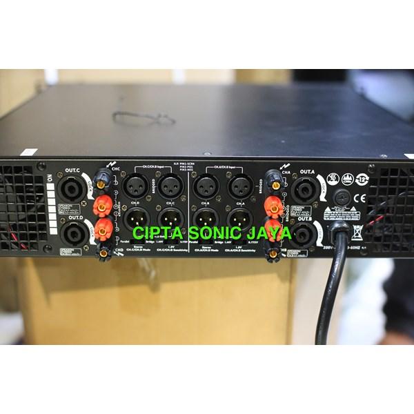 power amplifier ashley 4 ch v4800