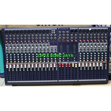 mixer soundcraft mpm24