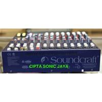 Jual mixer soundcraft efx 8 2