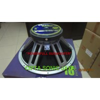 speaker subwofer 18 inch onyx platinum