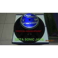 Jual speaker 15 inch onyx platinum