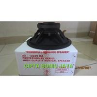 speaker 12  inch audax 12330M full range original Murah 5