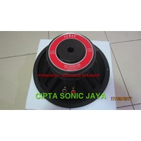 speaker 12  inch audax 12330M full range original