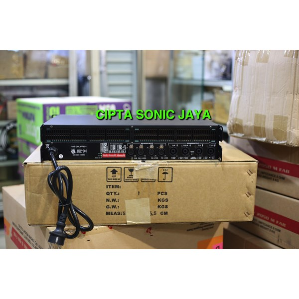 power amplifier labgruppen fp10000q
