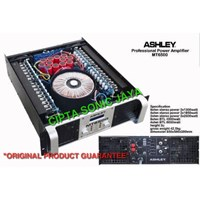 Jual power amplifier ashley MT6500