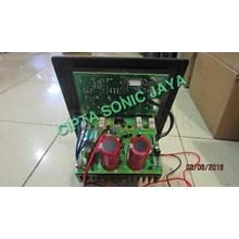 kit amplifier power subwofer 12 inch bmb sw 112