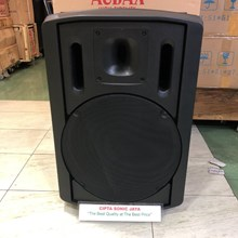 box speaker fiber plastik 15 inch model ramsa