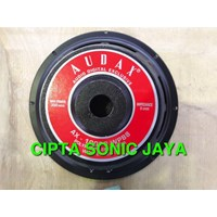 speaker 10 inch audax 10050 wpb woofer